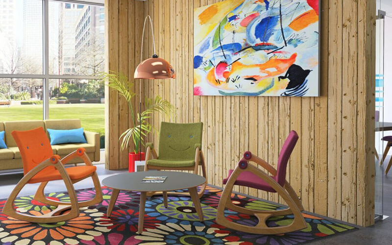 A Modern Twist on a Classic Chair | ACS 365