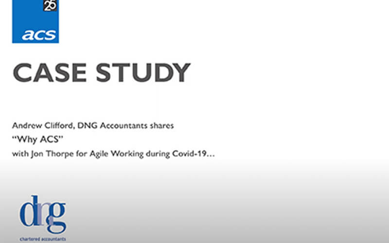 DNG Case Study for IT Support in Northampton | ACS 365
