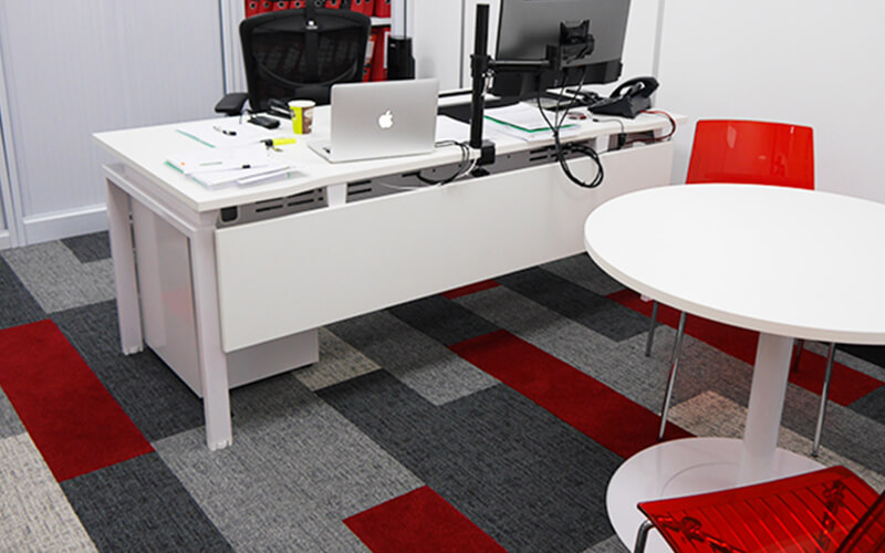DR Studios Office Fit-Out Milton Keynes | ACS 365