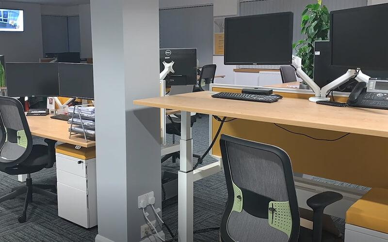 HARTING Ltd Office Refurbishment   ACS 365
