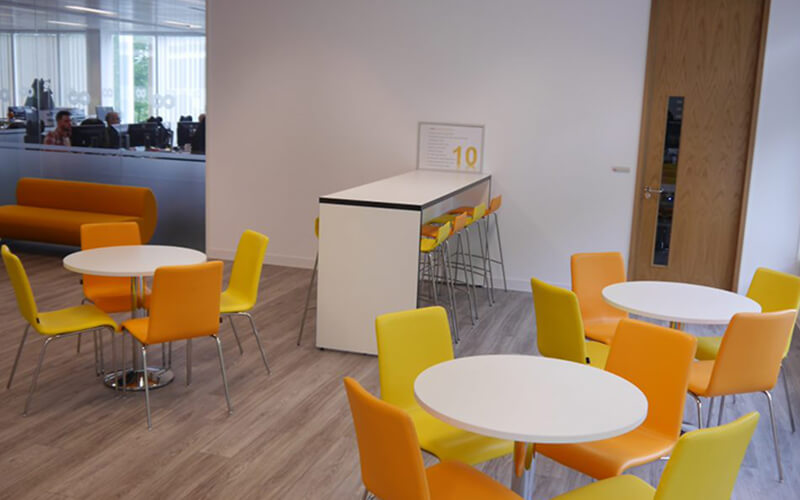 Infinis Office Fit Out   ACS 365