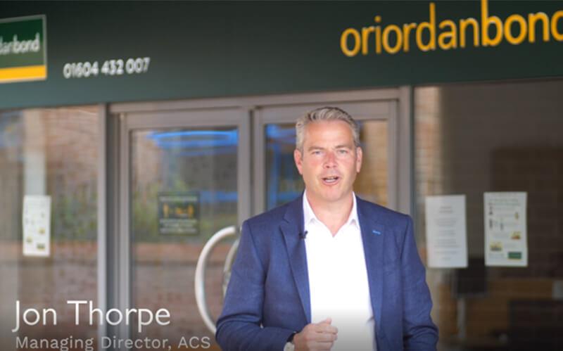 ORiordan Bond A Partnership Based on Trust | ACS 365