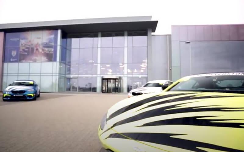 Silverstone Heritage | ACS 365
