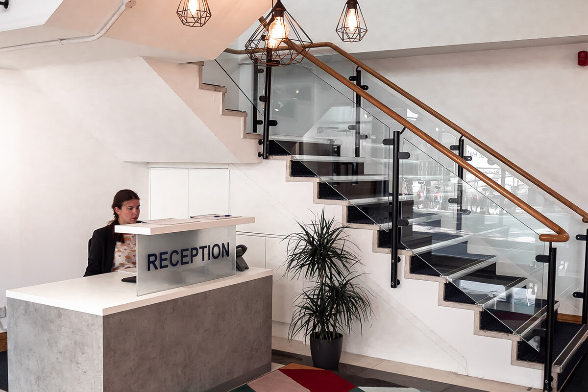 TRI London Office Fit Out | ACS 365