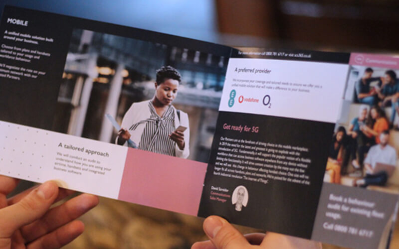 Workplace Communications Brochure | ACS 365