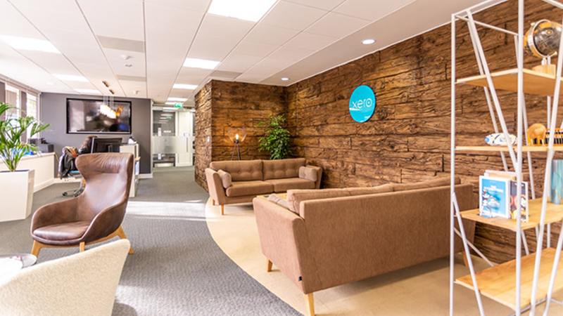 Xero Head Office Furniture Fit Out | ACS 365